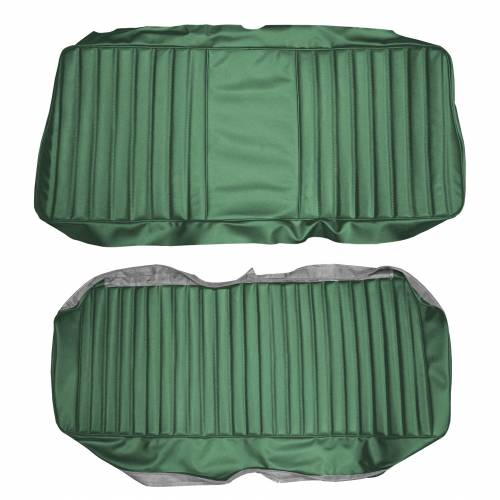 Legendary Auto Interiors - Mopar Seat Covers 1974-76 Plymouth Duster & Dodge Dart Sport Rear Fixed Bench