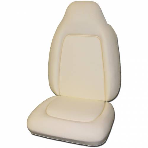 Dante's Mopar Parts - 1970-71 Bucket Seat Foam Set A, B, & E-Body, 1970 Plymouth Cuda, Road Runner, GTX - Image 1