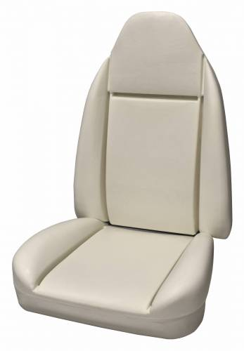 Legendary Auto Interiors - 1973-1976 Bucket Seat Foam Set A-Body Plymouth Duster, Dodge Dart Sport - Image 1