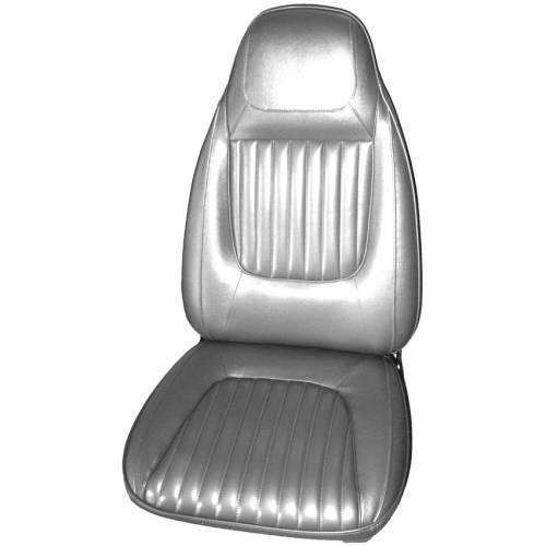 Dante's Mopar Parts - Mopar Seat Covers 1971 Challenger Front Bucket Seat - Image 1