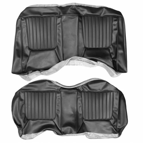 Dante's Mopar Parts - Mopar Seat Covers 1971 Dodge Challenger Deluxe Rear Bench Seat Cover - Image 1