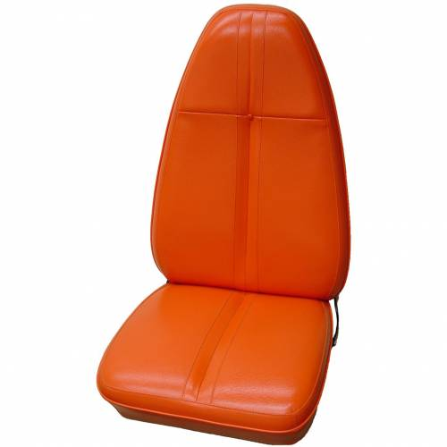 Dante's Mopar Parts - Mopar Seat Covers 1971 Plymouth Barracuda, Cuda Standard Style  Front Buckets