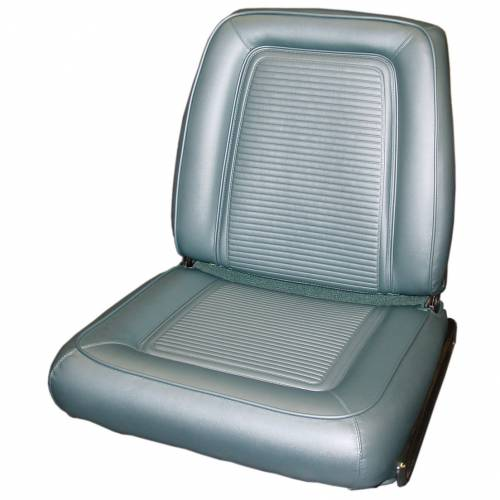 Legendary Auto Interiors - Mopar Seat Covers 1964-1965 Plymouth Barracuda Front Buckets - Image 1