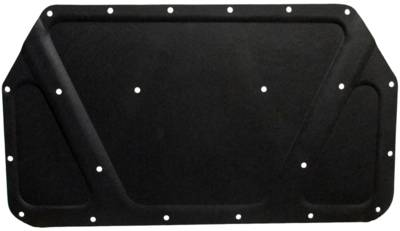 Dante's Mopar Parts - Mopar Molded Hood Pads -1966-1967 B-body