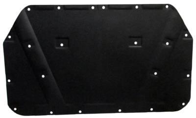 Dante's Mopar Parts - Mopar Molded Hood Pads -1970 B-body - Image 1