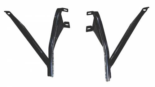 AMD-Auto Metal Direct - Mopar Front Bumper Brackets 1968-1969 Dodge Coronet - Image 1