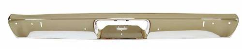 AMD-Auto Metal Direct - Mopar Chrome Rear Bumper with Jack Slots 1971-1972 Duster, 1971-1972 Demon - Image 1