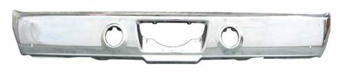 AMD-Auto Metal Direct - Mopar Chrome Rear Bumper 1970 Plymouth B-body GTX Road Runner Satellite Belvedere