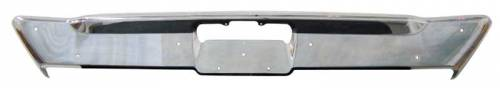 AMD-Auto Metal Direct - Mopar Chrome Rear Bumper 1968-1969 Dodge Dart - Image 1