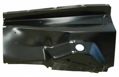 AMD-Auto Metal Direct - Mopar A-Body Sheet Metal Inner Fender RH 250-1067R 67-74 A-body