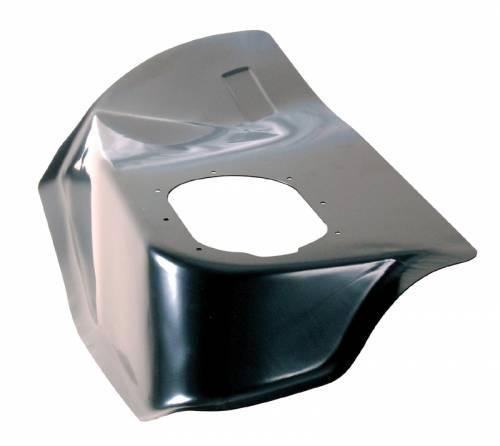 AMD-Auto Metal Direct - Mopar 4 speed Shifter Tunnel 67-76 A-body Dart Duster Demon Barracuda - Image 1