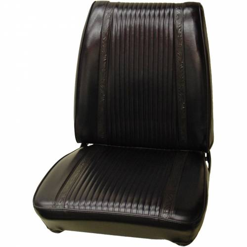 Dante's Mopar Parts - Mopar Seat Covers 1966 Plymouth Satellite Front Buckets - Image 1