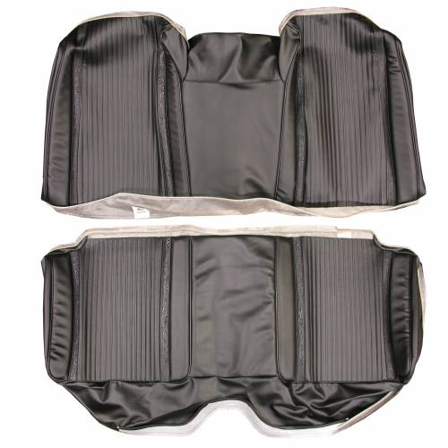 Dante's Mopar Parts - Mopar Seat Covers 1966 Plymouth Satellite Rear Seat - Image 1