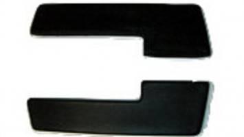 Dante's Mopar Parts - Mopar Front Arm Rest Pads 1964-1966 A-body, 1964-1965 B-body, 1964-1965 C-body - Image 1