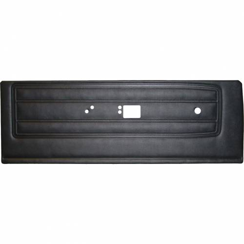 Legendary Auto Interiors - 1968 Barracuda Standard Bucket & Bench Style Door Panel - Image 1