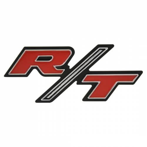 """Dante's Mopar Parts - Mopar Emblems 1970-1971 Dodge Challenger """"R/T"""" Grille Emblem - Image 1"""