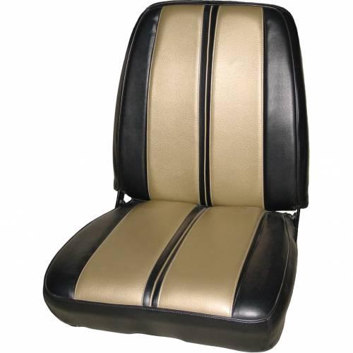 Legendary Auto Interiors - Mopar Seat Cover 1968 Sport Satellite & GTX Front Buckets - Image 1