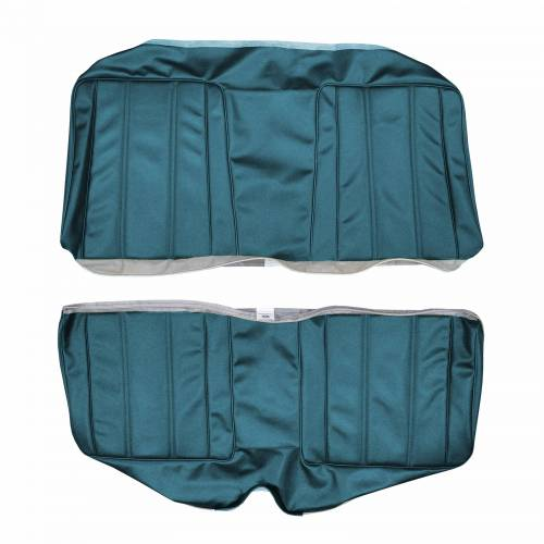 Legendary Auto Interiors - Mopar Seat Covers 1968 Barracuda OEM Standard Style Rear Bench