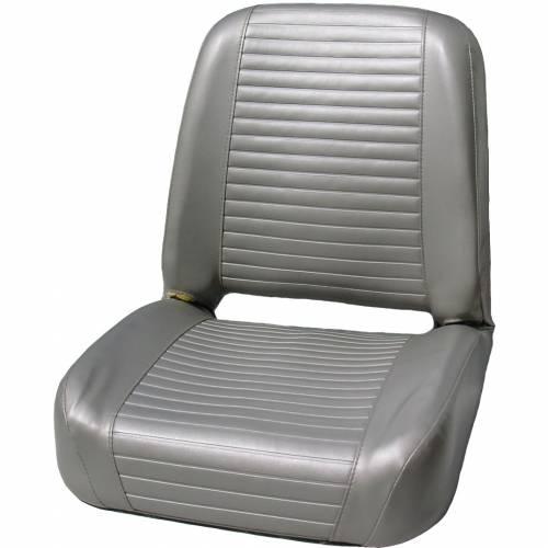 Dante's Mopar Parts - Mopar Seat Cover 1963-65 & 1966-68 A-100 Van Front Bucket Seat Covers