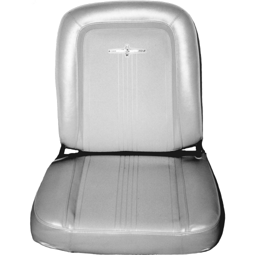 Dante's Mopar Parts - Mopar Seat Cover 1964 Chrysler 300K Front Buckets