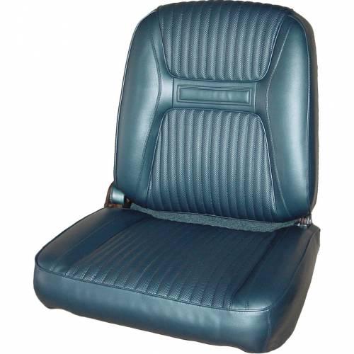 Dante's Mopar Parts - Mopar Seat Cover 1965 Chrysler 300 Front Buckets - Image 1
