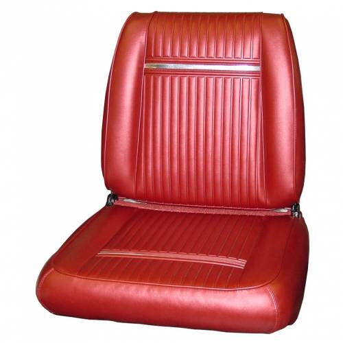 Dante's Mopar Parts - Mopar Seat Cover 1965 Plymouth Sport Fury Front Buckets