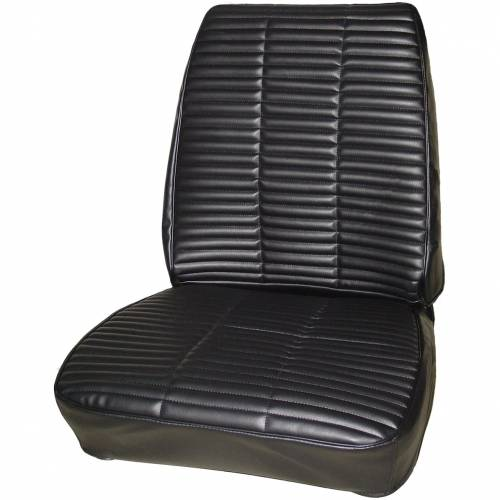 Legendary Auto Interiors - Mopar Seat Cover 1966 Dodge Charger Front Buckets