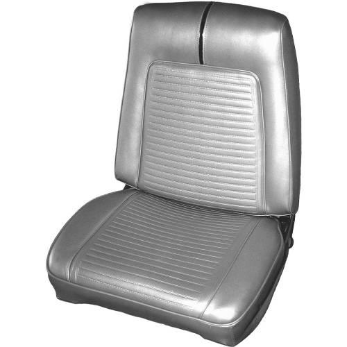 Dante's Mopar Parts - Mopar Seat Cover 1966 Plymouth Sport Fury Front Buckets - Image 1