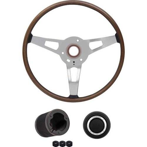 Dante's Mopar Parts - Mopar Rim Blow Steering Wheel Kit - 1970 Dodge Challenger - Image 1