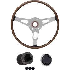 Dante's Mopar Parts - Mopar Rim Blow Steering Wheel Kit - 1971 Plymouth Barracuda, Cuda, Road Runner, 1971 Dodge Charger - Image 1