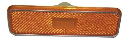 Dante's Mopar Parts - Mopar Front (Yellow) Side Marker Lens- 1972-1974 E-body, 1972-1978 B-body, 1976-1978 F-body, 1972-1976 A-body - Image 1