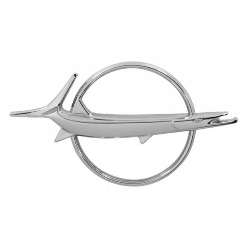 Dante's Mopar Parts - Mopar Emblem 1967-1968 Barracuda Hood/Trunk
