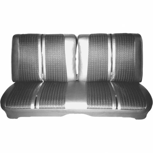 Dante's Mopar Parts - Mopar Seat Cover 1964 Plymouth Fury Front Split Bench
