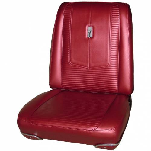 Legendary Auto Interiors - Mopar Seat Covers 1967 Dodge Dart GT Front Buckets