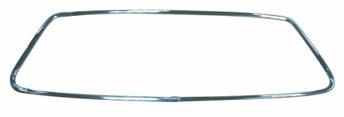 AMD-Auto Metal Direct - Mopar Back Glass Molding Set 1970-1974 Plymouth Barracuda Cuda