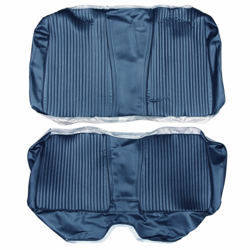 Dante's Mopar Parts - Mopar Seat Covers 1967 Dodge Coronet R/T & Coronet 500 Rear Bench Seat Cover