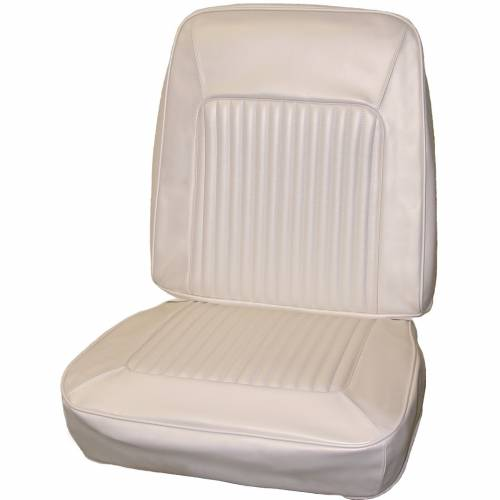 Legendary Auto Interiors - Mopar Seat Covers 1967 Plymouth Barracuda Front Buckets - Image 1