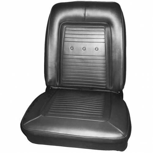 Legendary Auto Interiors - Mopar Seat Covers 1966 Plymouth Barracuda Front Buckets - Image 1