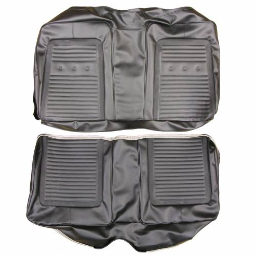 Legendary Auto Interiors - Mopar Seat Covers 1966 Plymouth Barracuda Rear Bench