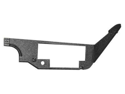 Dante's Mopar Parts - Mopar Radio Bezel E-body Challenger Barracuda Cuda - Image 1