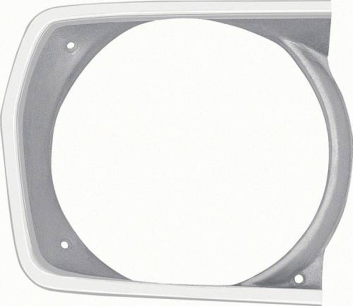Dante's Mopar Parts - Mopar Headlight Bezels-1971-1972 Plymouth Duster Right Side - Image 1