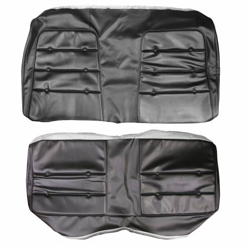 Dante's Mopar Parts - Mopar Seat Cover 1973 Satellite, Sebring Plus & Road Runner Rear Bench