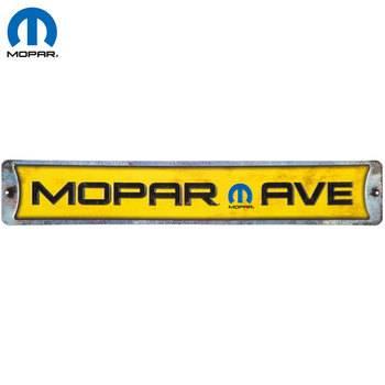Wall Art - Mopar Decorative Metal Sign- Mopar Ave - Image 1