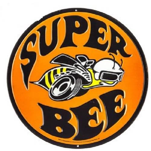 Mopar Decorative Metal Sign- Super Bee - Image 1