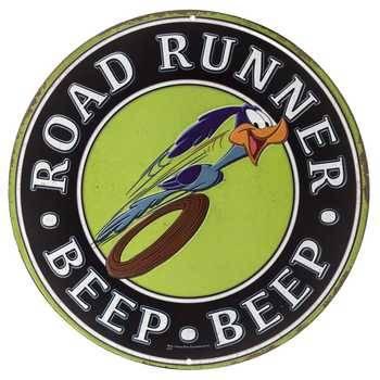 Mopar Decorative Metal Sign- Road Runner Beep Beep - Image 1