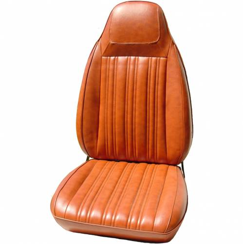 Dante's Mopar Parts - Mopar Seat Covers 1970 Dodge Coronet RT, Coronet 500 & Super Bee B Front Buckets - Image 1