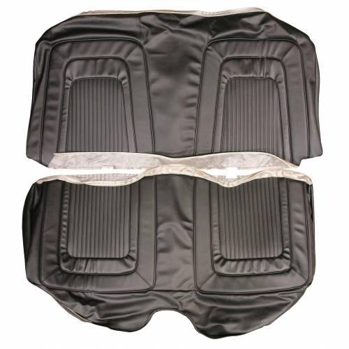 Dante's Mopar Parts - Mopar Seat Covers 1965 Dodge Coronet 500 Rear Bench - Image 1