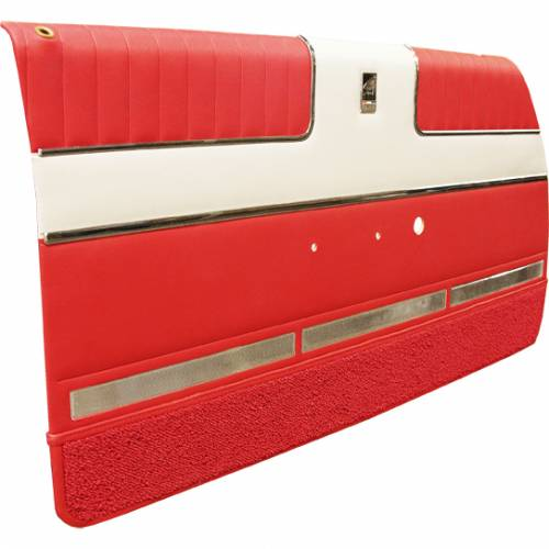 Legendary Auto Interiors - 1963 Plymouth Sport Fury Bucket Style Door Panel-Assembled - Image 1