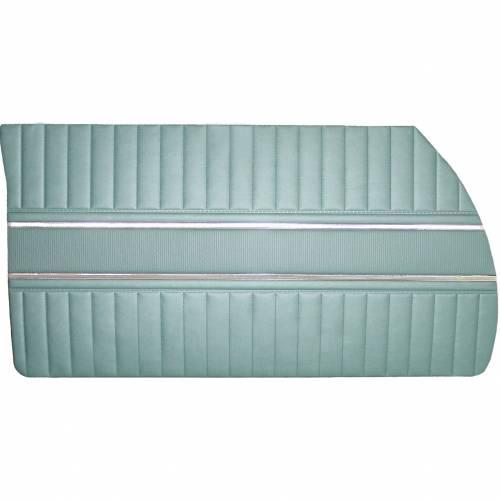 Legendary Auto Interiors - 1965 Dodge Coronet 440 Bench Style Door Panel - Image 1