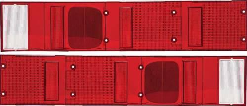 Dante's Mopar Parts - Mopar Tail Light Lense 1971 Dodge Charger R/T & SE - Image 1
